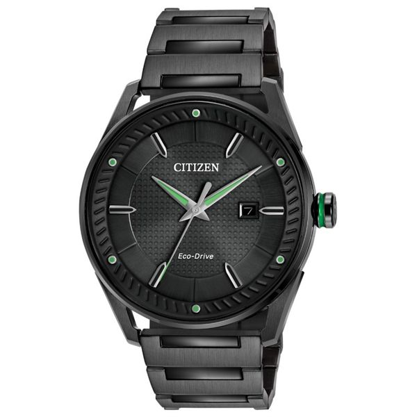 Citizen Eco Drive Black Watch Holliday Jewelry Klamath Falls, OR