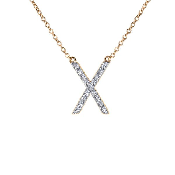 Lafonn X Pendant Holliday Jewelry Klamath Falls, OR