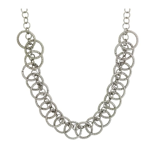 Frederic Duclos Cha Cha Circle Necklace Holliday Jewelry Klamath Falls, OR