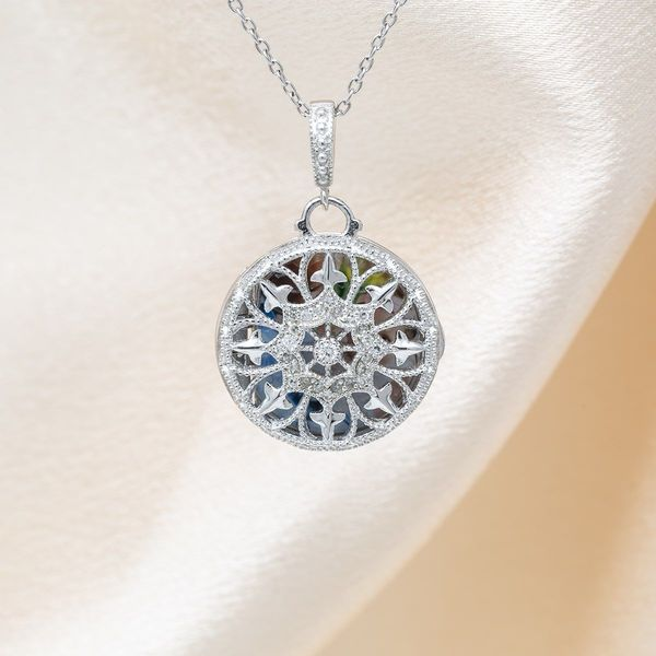 Beatrice With You Locket Pendant Holliday Jewelry Klamath Falls, OR