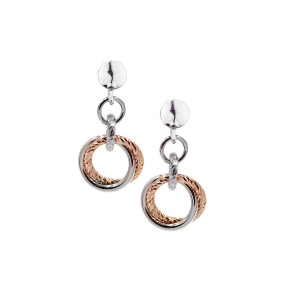 Small Love Knot Earrings Holliday Jewelry Klamath Falls, OR