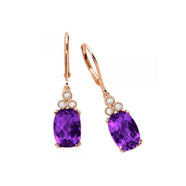 Stanton Color Earrings Hollingsworth Jewelers Gallery Petaluma, CA