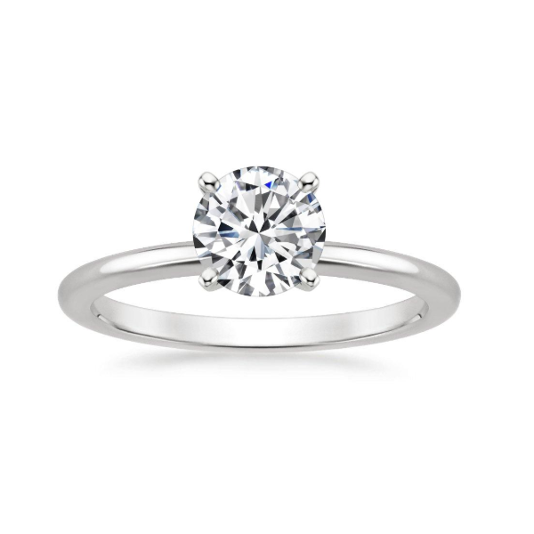 Tiffany Style Engagement Ring Holtan's Jewelry Winona, MN