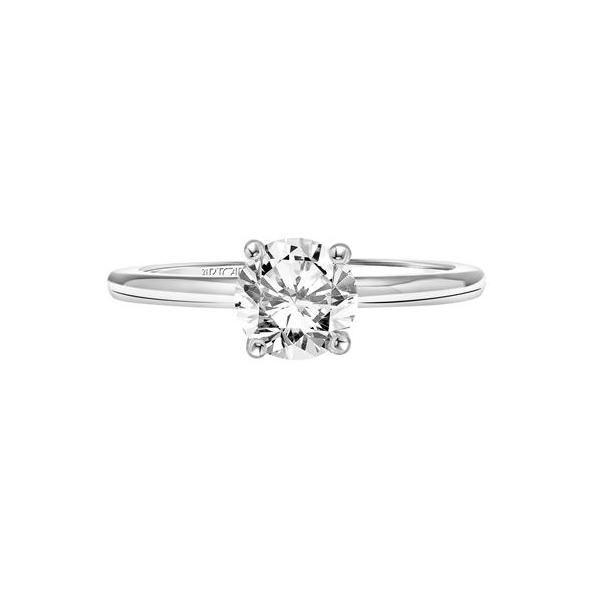 Kit Classic Solitaire Diamond Engagement Ring *SETTING ONLY* Image 2 Holtan's Jewelry Winona, MN