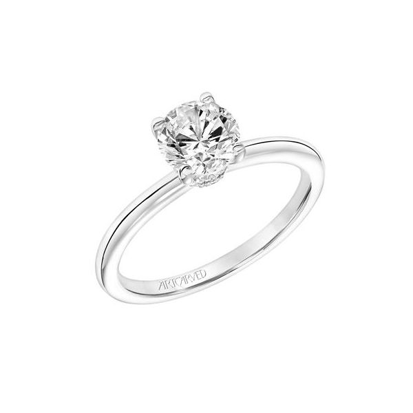 Kit Classic Solitaire Diamond Engagement Ring *SETTING ONLY* Holtan's Jewelry Winona, MN