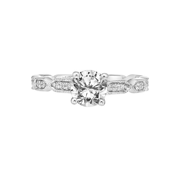 Cressida Solitaire Engagement Ring Image 3 Holtan's Jewelry Winona, MN