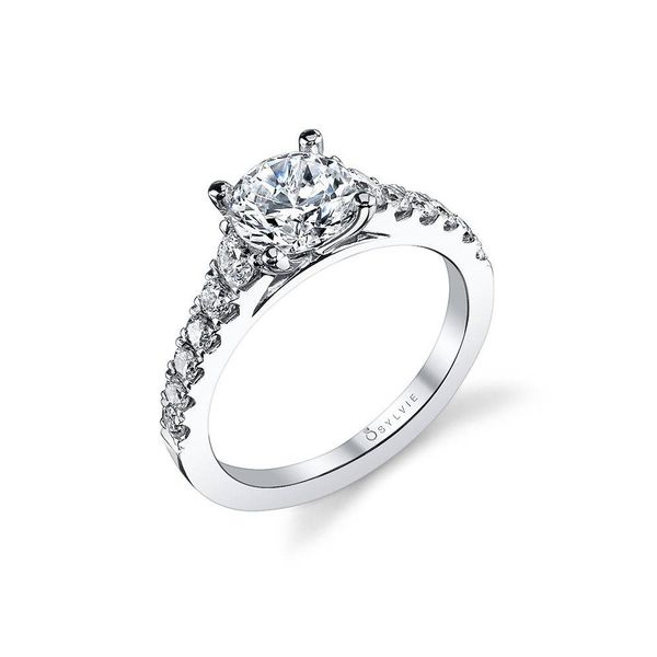Solitaire Engagement Ring *SETTING ONLY* Holtan's Jewelry Winona, MN