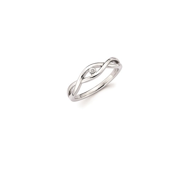 Diva Diamonds® Triple Infinity Ring Holtan's Jewelry Winona, MN