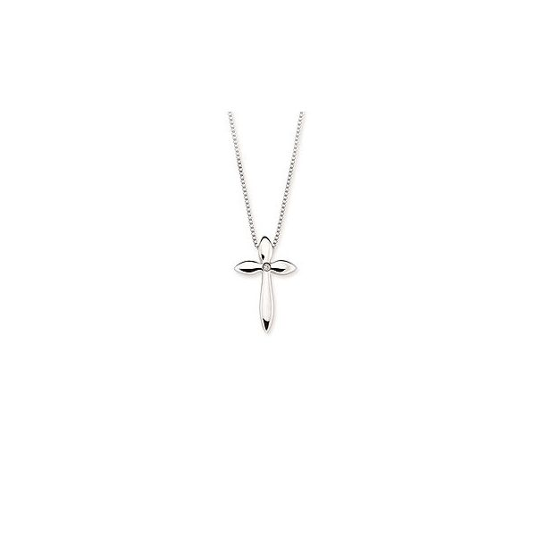 Diva Diamonds® Cross Pendant Holtan's Jewelry Winona, MN