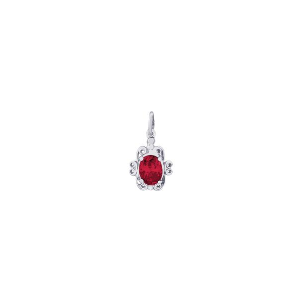 July Birthstone Charm Holtan's Jewelry Winona, MN