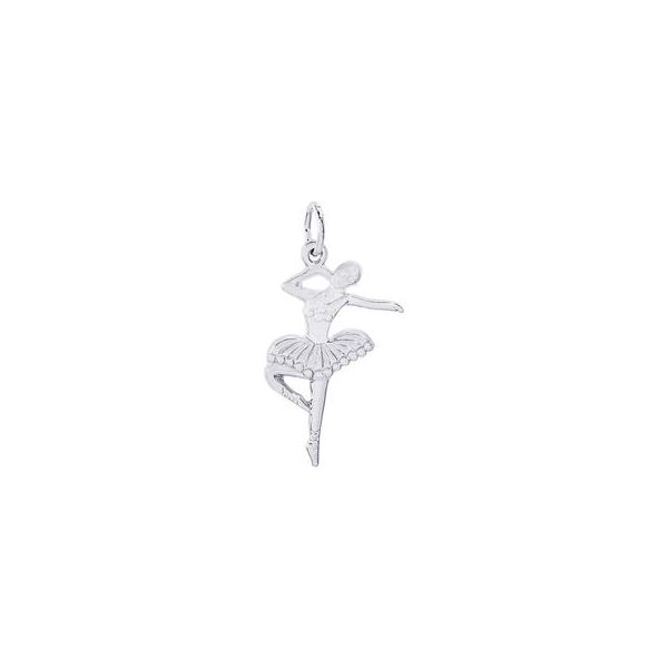 Ballet Dancer Charm Holtan's Jewelry Winona, MN
