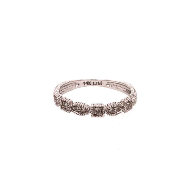 Diamond Stackable Rings House of Silva Wooster, OH