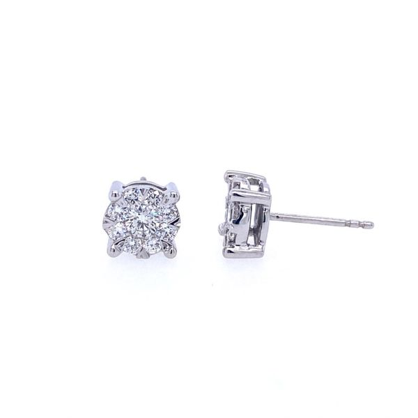 Stud Earrings House of Silva Wooster, OH
