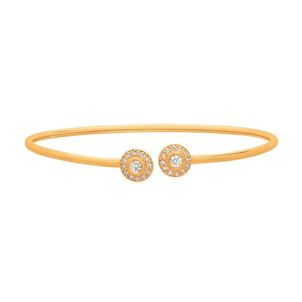 Diamond Bangle Jais Providenciales,