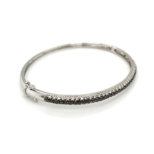 Black Diamond Bangle Image 2 Jais Providenciales,