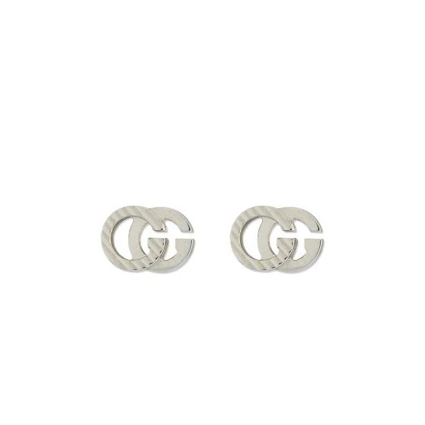 GG Running 18k earrings Jais Providenciales,