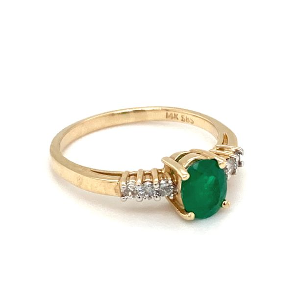 Emerald Ring Image 2 Jais Providenciales,
