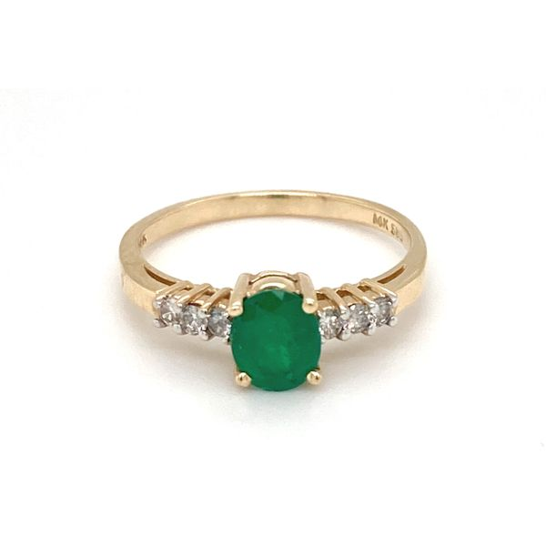 Emerald Ring Jais Providenciales,