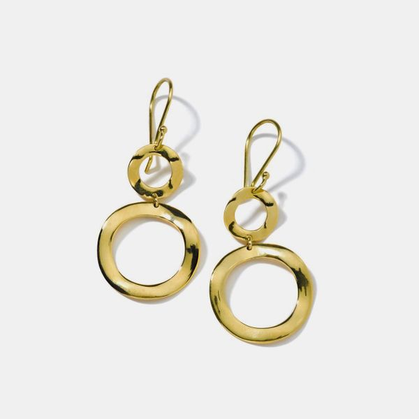 Classico Earrings. Jais Providenciales,
