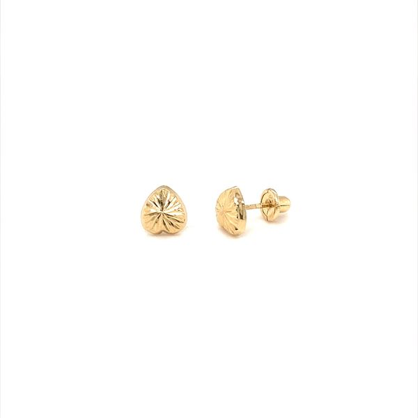 Gold Earring Image 2 Jais Providenciales,