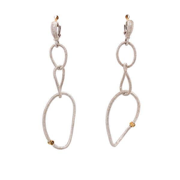 Triple Hoop Earrings Jais Providenciales,