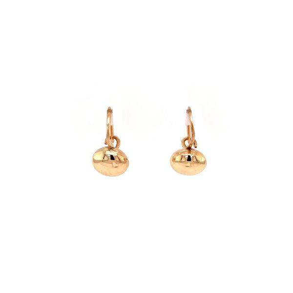 14K Drop Earrings Jais Providenciales,