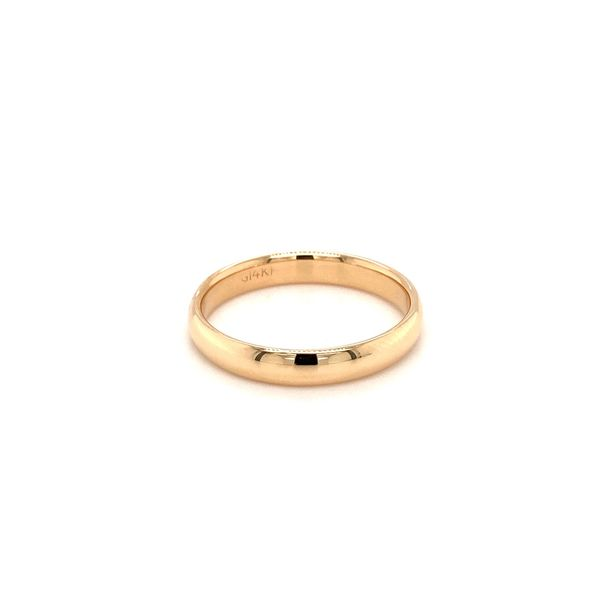 14K Wedding Band Jais Providenciales,