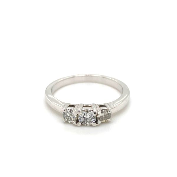 Diamond Engagement Ring Jais Providenciales,