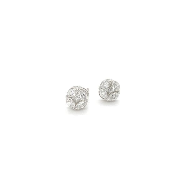 Diamond Earrings Jais Providenciales,