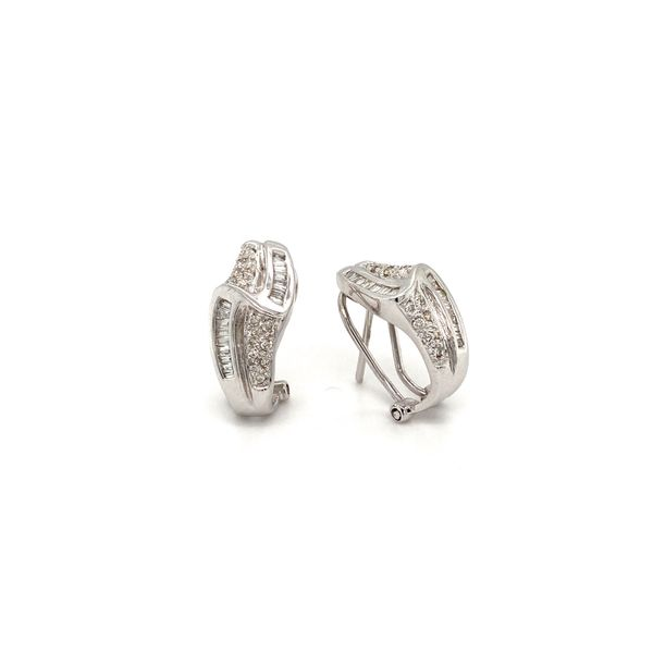 Diamond Earrings Image 2 Jais Providenciales,