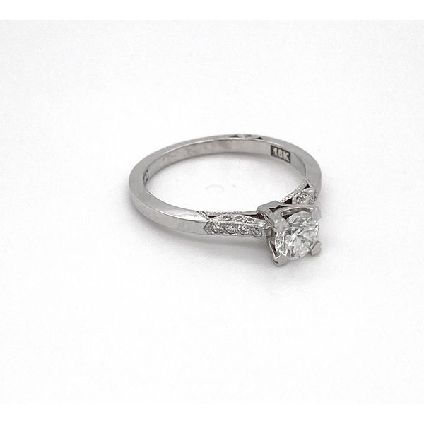 Simply Tacori Engagement Ring Image 2 Jais Providenciales,