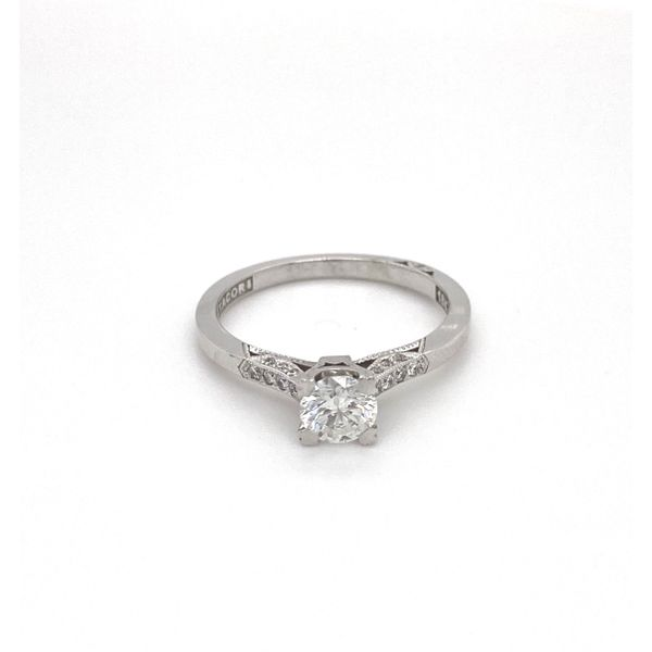 Simply Tacori Engagement Ring Jais Providenciales,