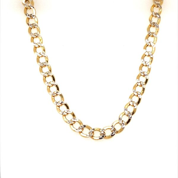 14K Yellow Gold Chain Jais Providenciales,