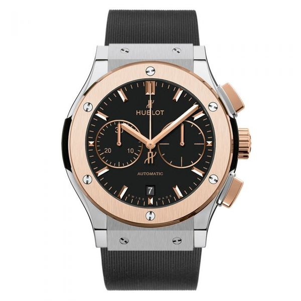 Classic Fusion Chronograph Watch Jais Providenciales,