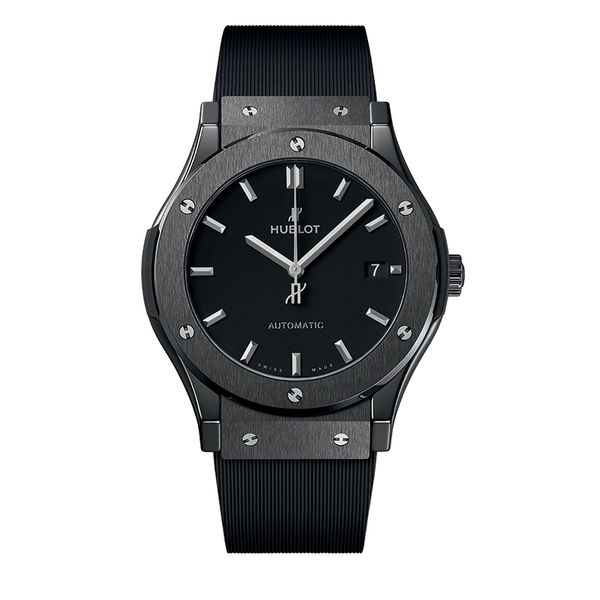 Classic Fusion Black Magic Watch Jais Providenciales,