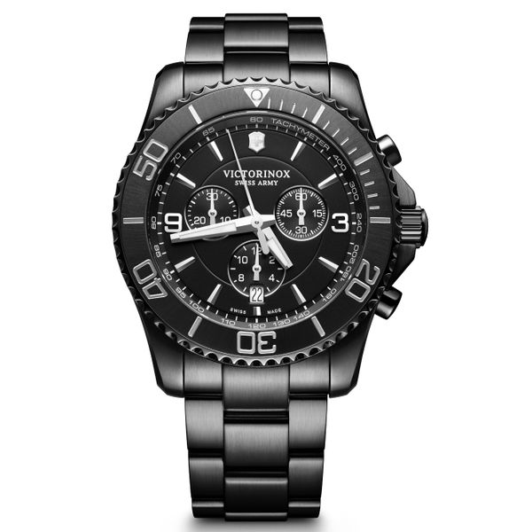 Maverick Chronograph Watch Jais Providenciales,