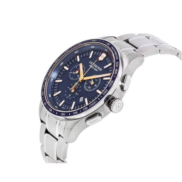 Alliance Sport Chronograph Watch Image 2 Jais Providenciales,