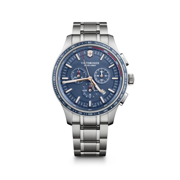 Alliance Sport Chronograph Watch Jais Providenciales,