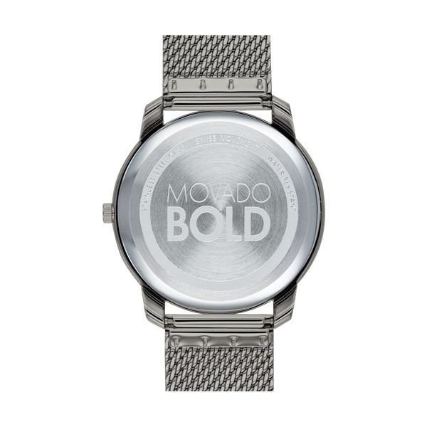 Bold Thin Watch Image 3 Jais Providenciales,