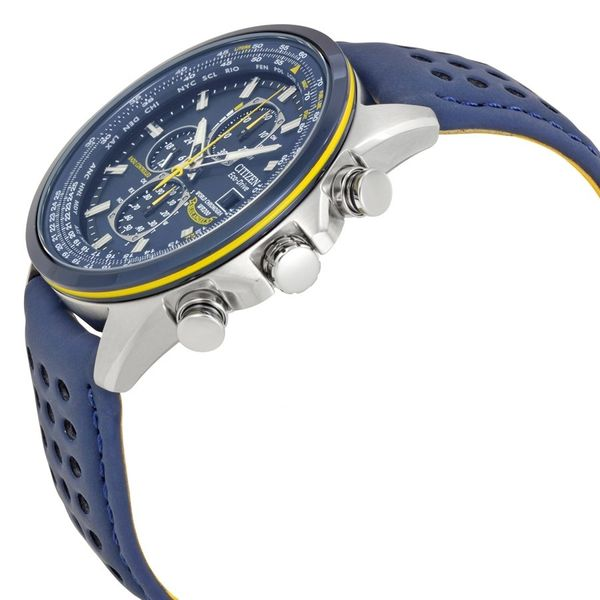 Blue Angels World  Chronograph A-T Watch Image 2 Jais Providenciales,