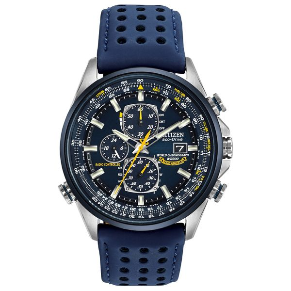 Blue Angels World  Chronograph A-T Watch Image 4 Jais Providenciales,
