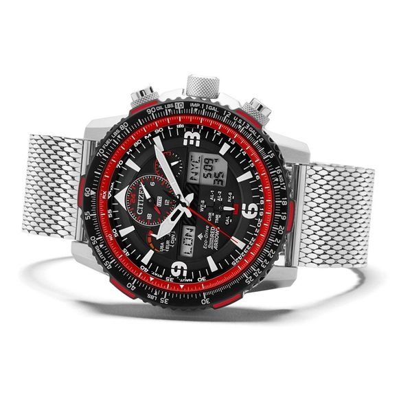 Red Arrows Limited Edition Skyhawk AT Watch Image 3 Jais Providenciales,