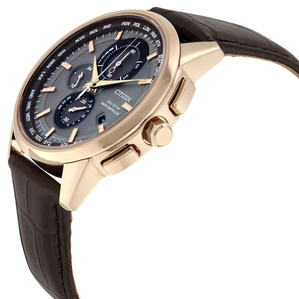 World Chronograph A-T Watch Image 2 Jais Providenciales,