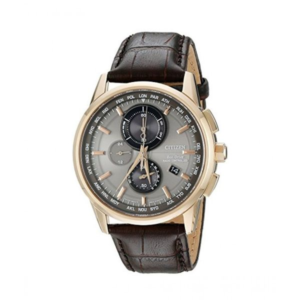World Chronograph A-T Watch Jais Providenciales,