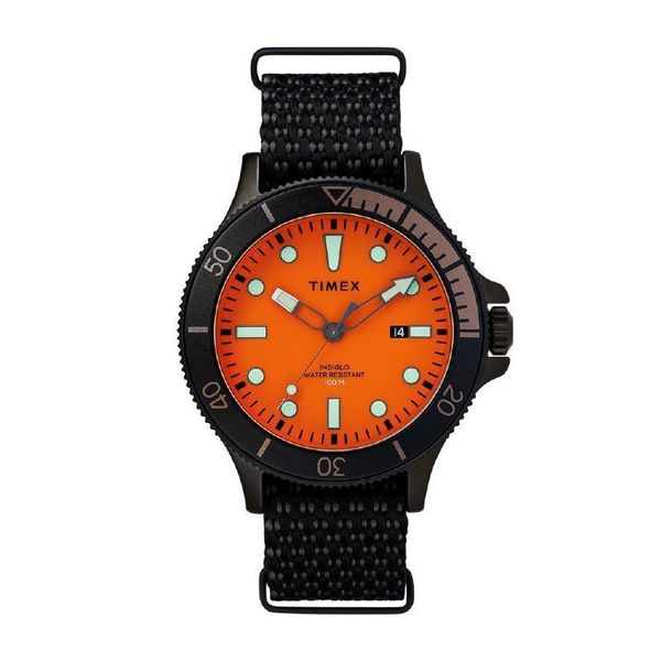 Timex Gents Expedition Analog Elevated 43MM Jais Providenciales,