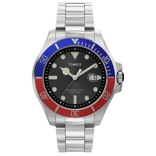 Timex Gents City Collection Harborside Coast 43 MM Jais Providenciales,