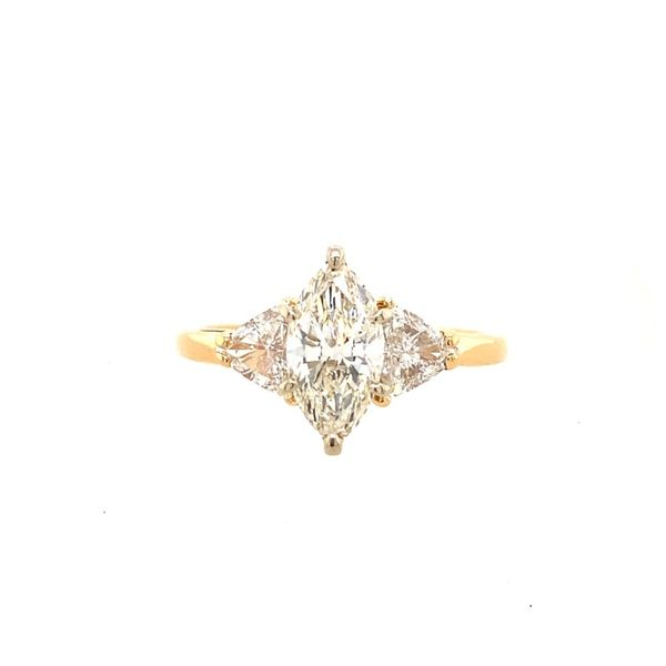 Marquise Diamond Ring James Douglas Jewelers LLC Monroeville, PA