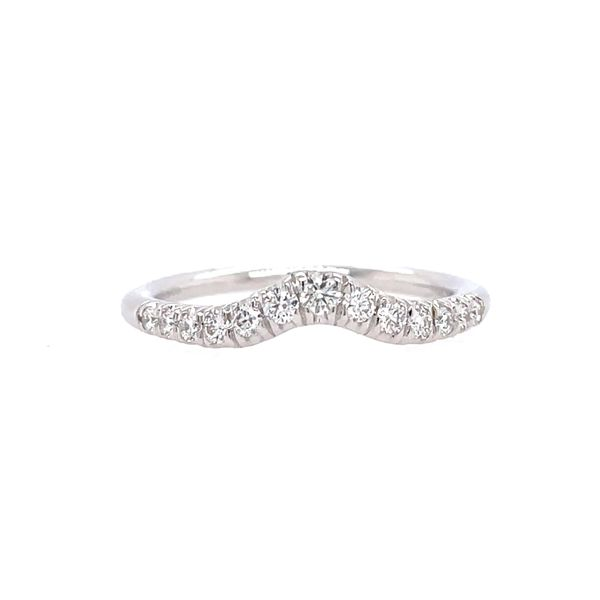 Women's Wedding Band J. David Jewelry Broken Arrow, OK