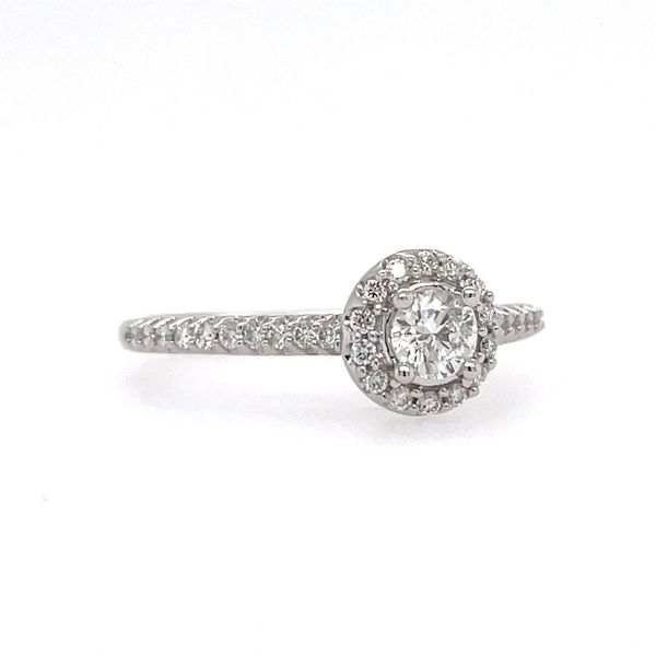 Diamond Engagement Ring J David Jewelry Broken Arrow, OK