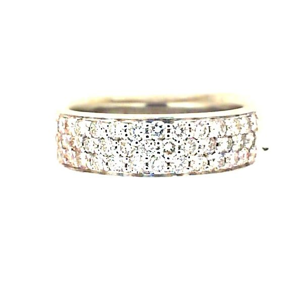 Wedding Band John E. Koller Jewelry Designs Owasso, OK